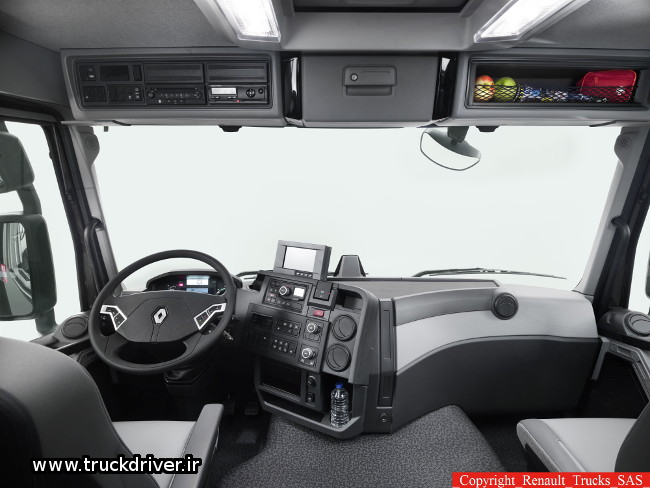 K for Renault gamme t interieur