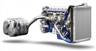 موتور ولوو بدون EGR