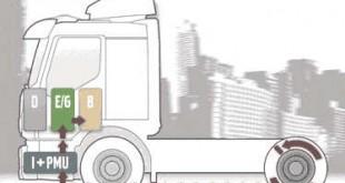 کامیون هیبریدی ولوو