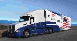 کامیون آمریکایی پیتربیلت