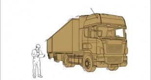 کامیون اتوماتیک بدون راننده