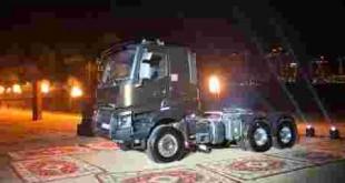 کامیون های جدید رنو در ایران