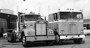 کامیون و کشنده کنورث