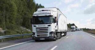 کامیون اسکانیا p340