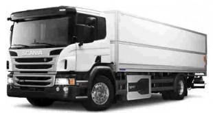 کامیون باری اسکانیا p340