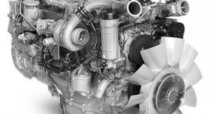 موتور یورو ۶ اسکانیا