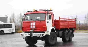 کامیون باری کاماز