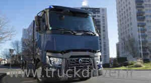 کامیون باری رنو تی