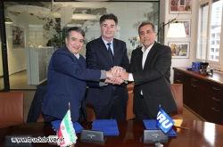 توافق نامه همکاری بین ایران و اتحادیه بین المللی حمل و نقل جاده ای IRU