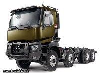 کامیون رنو K جدید یورو 6