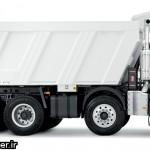 کامیون کمپرسی رنو K