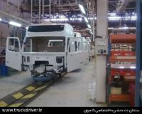 خط تولید ایران خودرودیزل