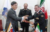 سردار تقی مهری رییس پلیس راهور