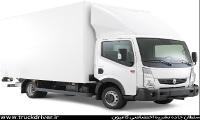 کامیونت رنو 6 تن