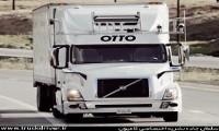 کامیون بدون راننده گوگل otto