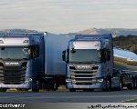 موتورهای یورو 6 جدید اسکانیا