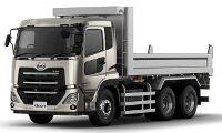 کامیون کمپرسی جدید UD یودی Quon