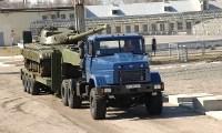 کامیون جنگی ارتشی کراز kraz