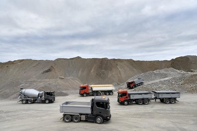 نسل جدید کامیون های اسکانیا xt