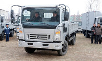 کامیون باری کره ای کره شمالی