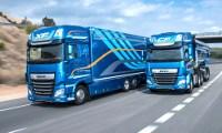 کامیون داف XF کامیون سال اروپا 2018