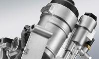 فیلتر گازوییل MANN-HUMMEL موتور کامیون مان