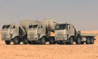 کامیون نظامی داف cf