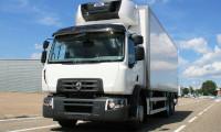 کامیون باری رنو دی واید d wide
