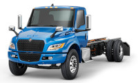 کامیون الکتریکی برقی اینترناش eMV مدل 2021
